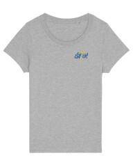 T-shirt - 2021 - Dame - Grå