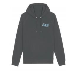 Sweatshirt med hætte - 2020 - Anthracitgrå