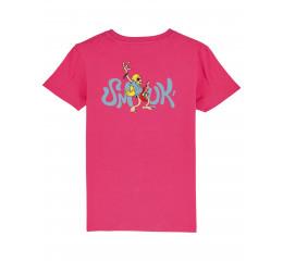 Børne T-shirt 2020, Pink